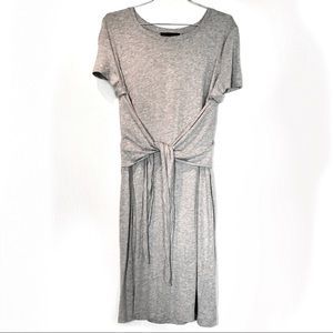 Sanctuary t-shirt dress wrap front